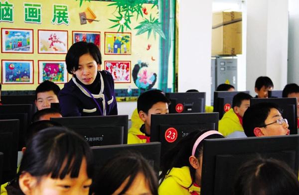 她给了孩子万花筒般的童年——记武汉市井冈山小学