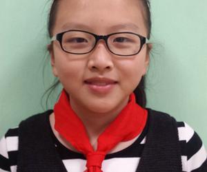 她是文明、快乐的传播者——记武汉市硚口区崇仁路小学五(4)班  张婷惠