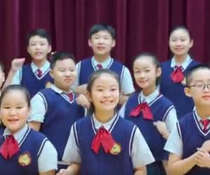 """武汉小学生翻唱《Mojito》为高考的哥哥姐姐们加油!""""奥利给"""""""