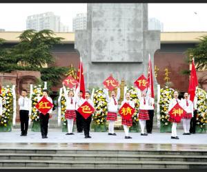 武汉市启动青少年庆祝中国共产党成立100周年系列主题教育活动